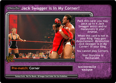 <i>Revolution</i> Jack Swagger is In My Corner!